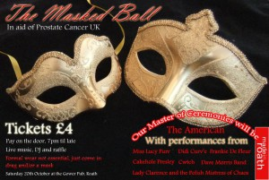 Made In Roath Festival - Masked Ball