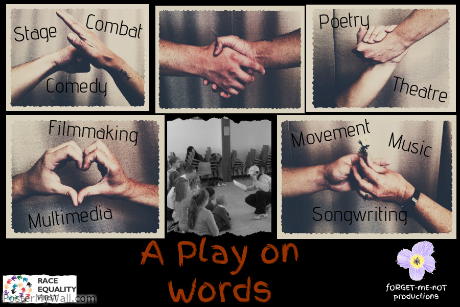 A Play on Words Race Equality First
