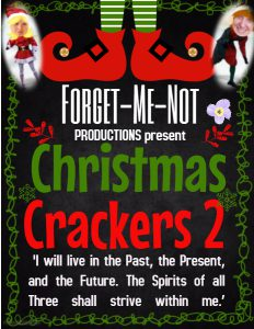 inclusive arts Christmas Crackers 2