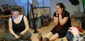Reminiscence Theatre Testimonials