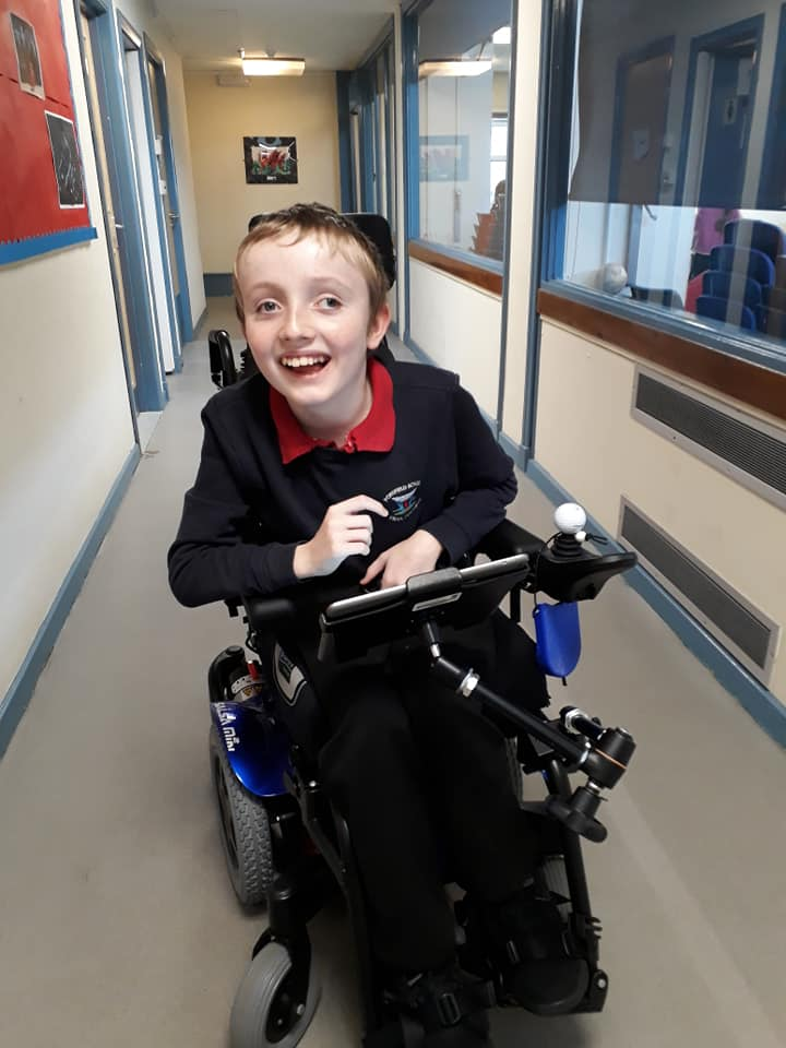 wheelchair driving for schools