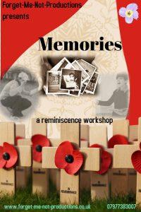 memories workshop poster