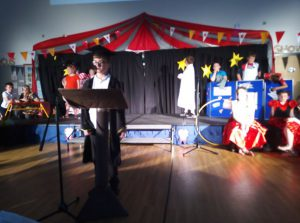 Abercynon Anecdotal Archives circus show