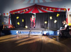 The Greatest Circus Show in Wales outreach project