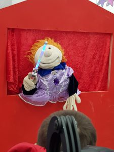 Fairy Godmother puppet