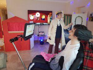 Cinderella; an Interactive Pantomime