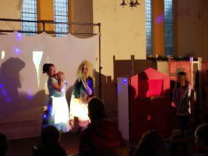 Cinderella an Interactive Pantomime - St David's Church