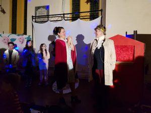 Cincerella inclusive arts performance