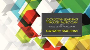 'Lockdown Learning through MUSIC-CAN with Forget-Me-Not-Productions' resource pack