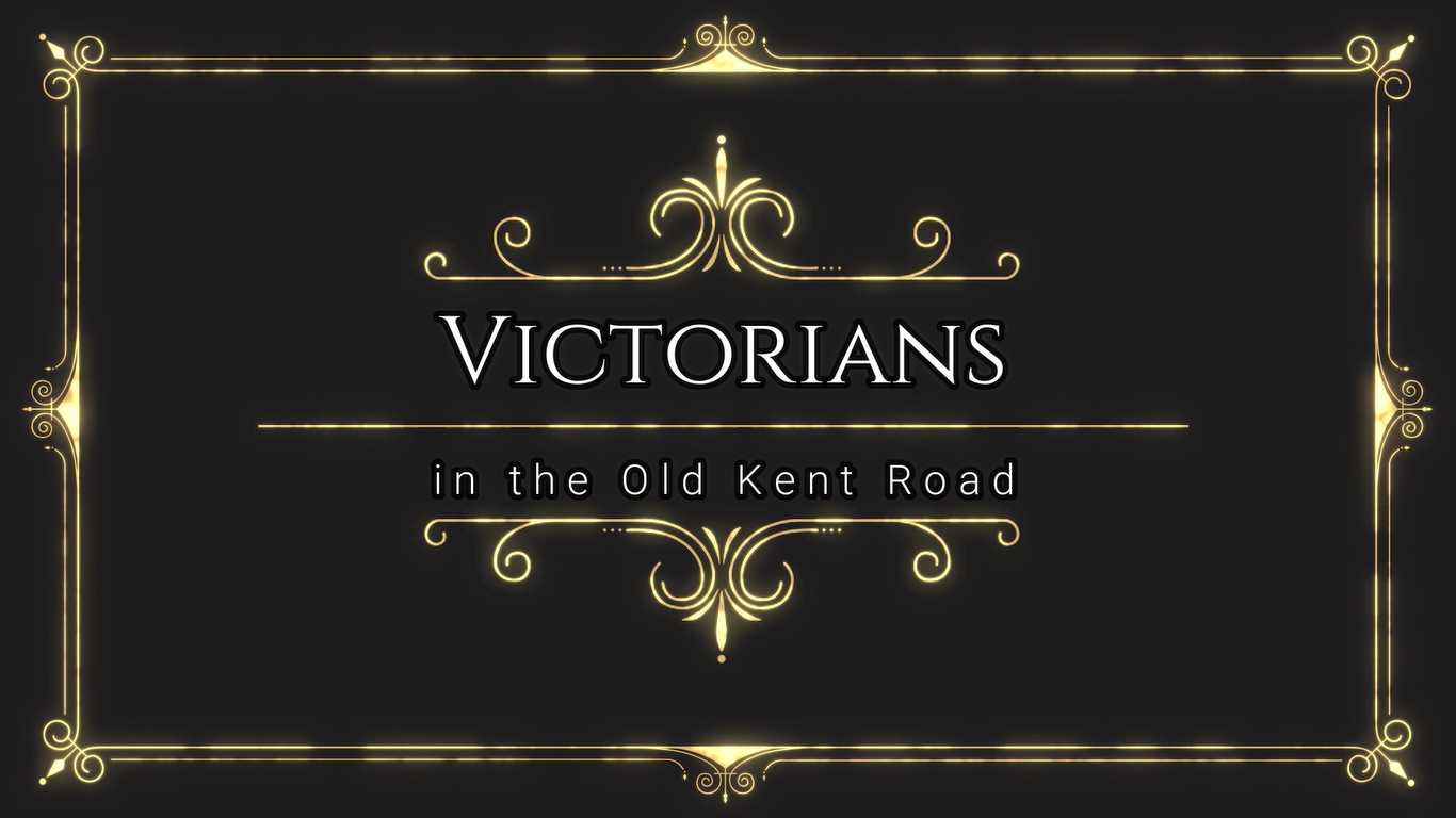 Victorians in the Old Kent Road PowerPoint