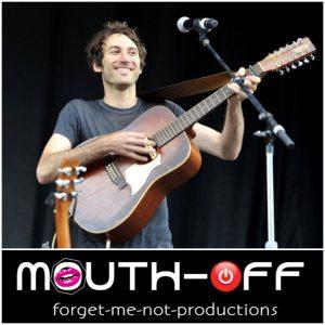 Mouth-Off artwork for Matt Costa episode